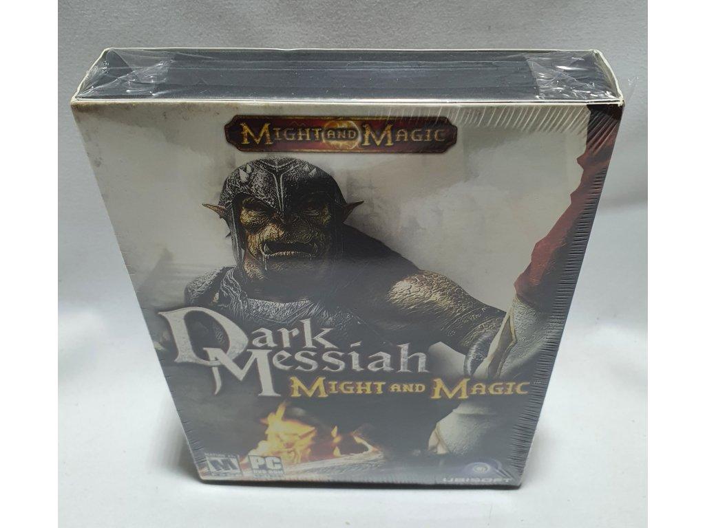 PC DARK MESSIAH OF MIGHT AND MAGIC