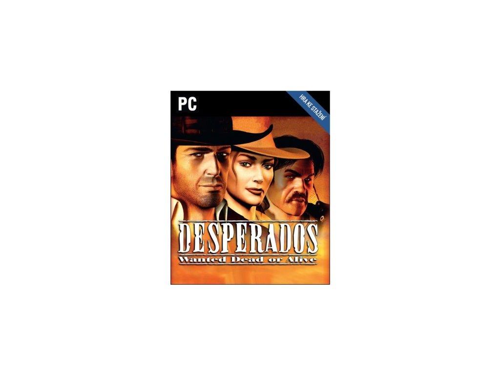 PC DESPERADOS WANTED DEAD OR ALIVE