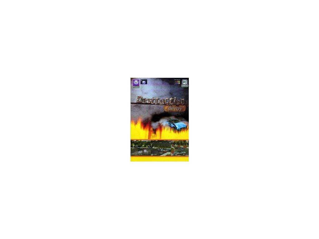 PC DESTRUCTION DERBY + LEMMINGS 3D + SVEN GORAN ERIKSSON'S WM
