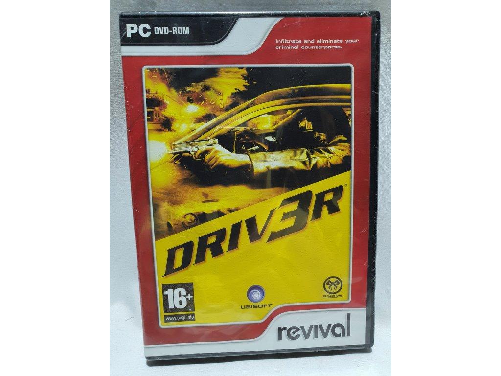 PC DRIV3R