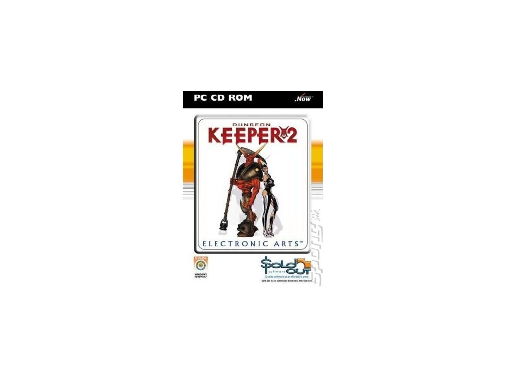 PC DUNGEON KEEPER 2 SO