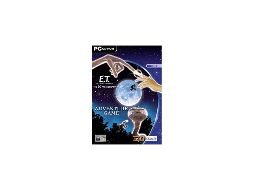 PC E.T. THE EXTRA TERRESTRIAL ACTION GAME