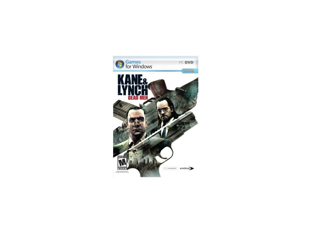 PC KANE & LYNCH DEAD MEN MB