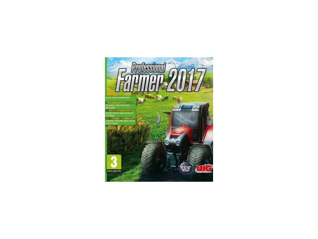 PC PROFESSIONAL FARMER 2017