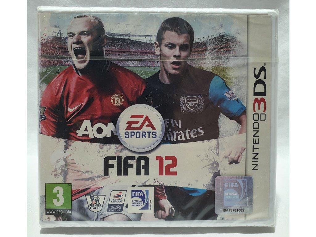 D3S FIFA 12