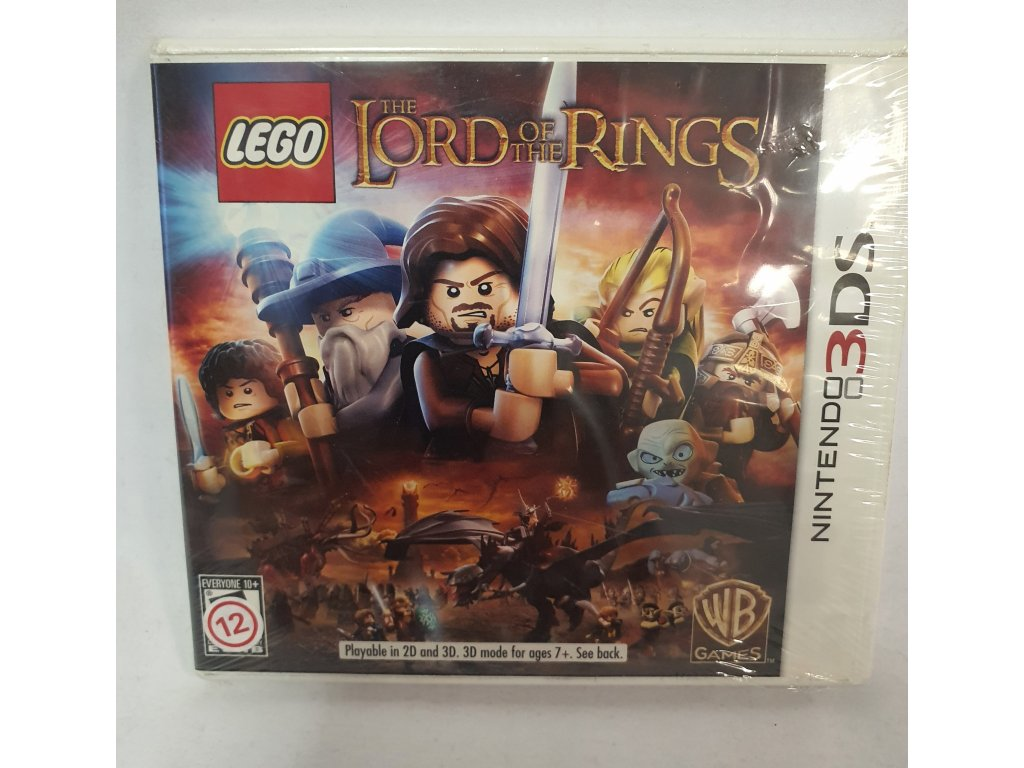 D3S LEGO LORD OF THE RINGS