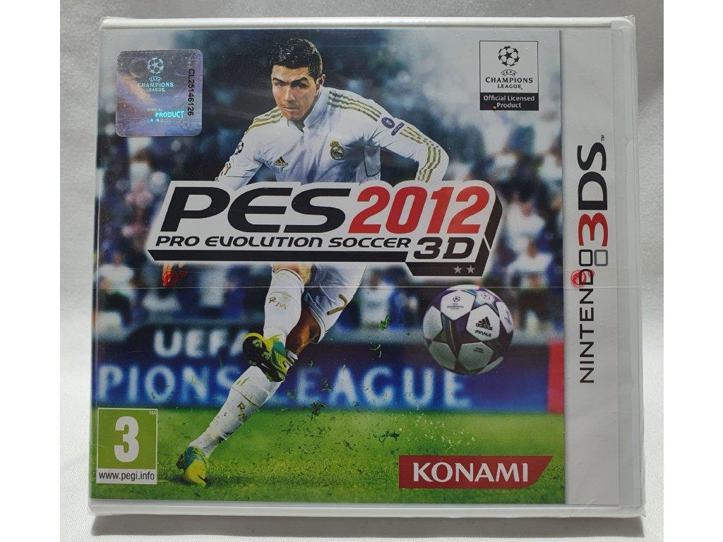 D3S PRO EVOLUTION SOCCER 2012