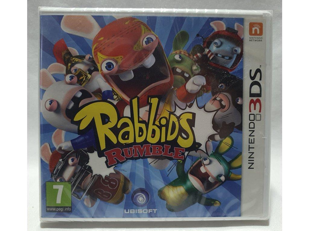 D3S RABBIDS RUMBLE