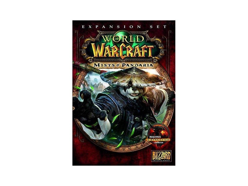 PC WORLD OF WARCRAFT MISTS OF PANDARIA