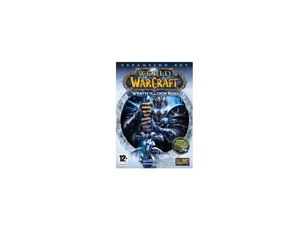 PC WORLD OF WARCRAFT WRATH OF THE LICH KING