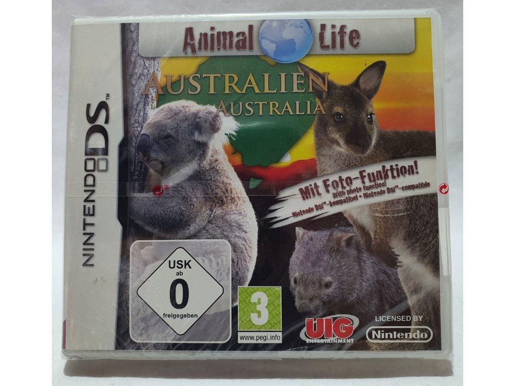 DSS ANIMAL LIFE AUSTRALIA