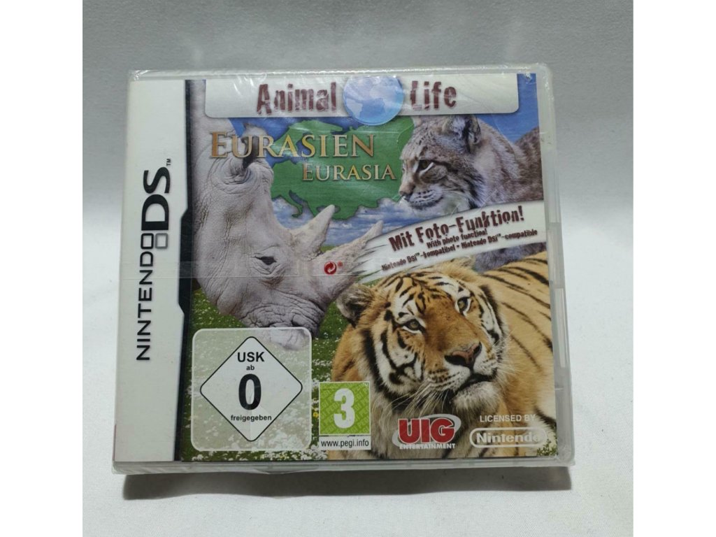 DSS ANIMAL LIFE EURASIA