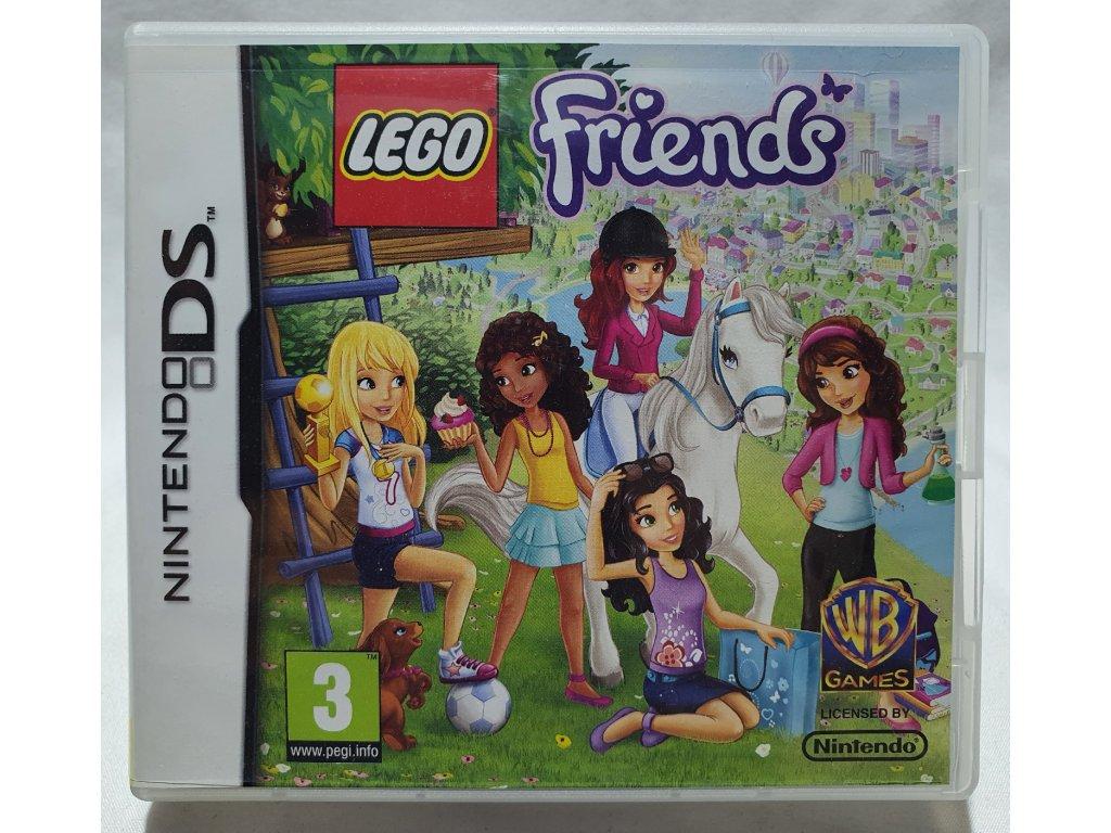 DSS LEGO FRIENDS