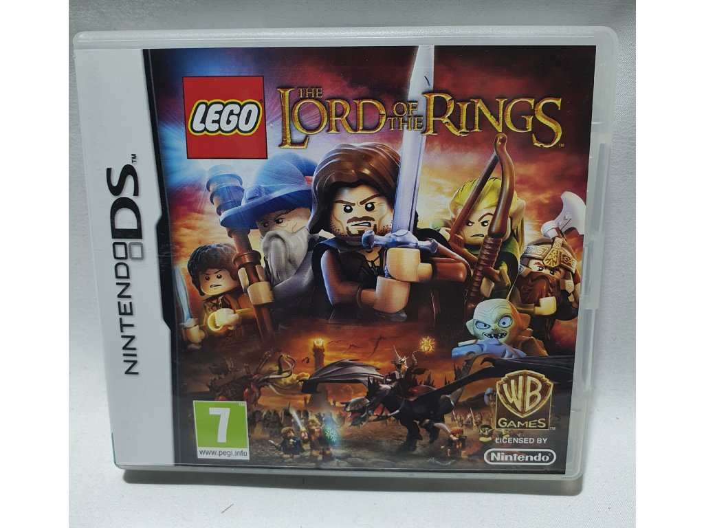 DSS LEGO LORD OF THE RINGS