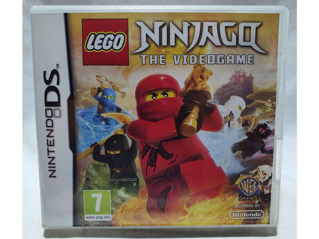 DSS LEGO NINJAGO THE VIDEOGAME