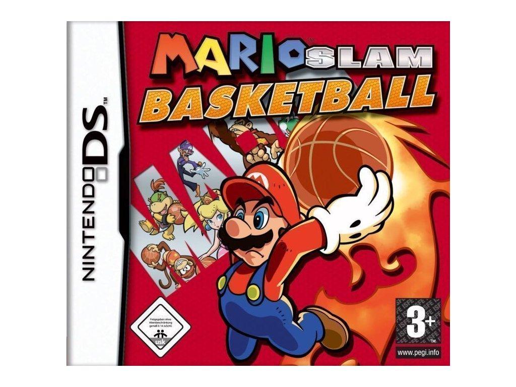 DSS MARIO SLAM BASKETBALL