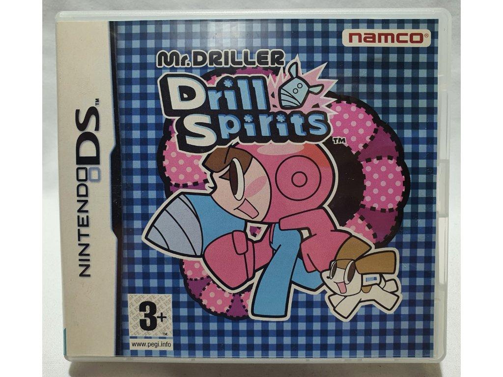 DSS MR.DRILLER DRILL SPIRITS
