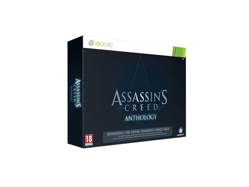 x3s assassins creed anthology 7dfd9d9178bbf812