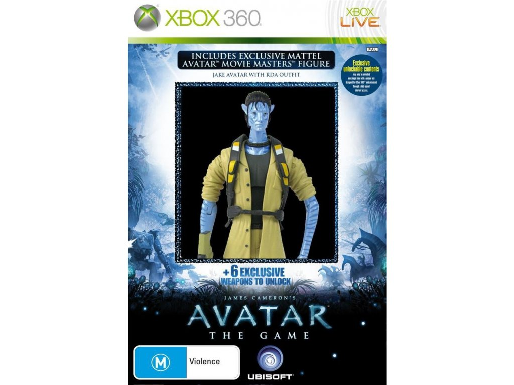 x3s avatar the game collectors edition 6a93ee7a99fa90aa