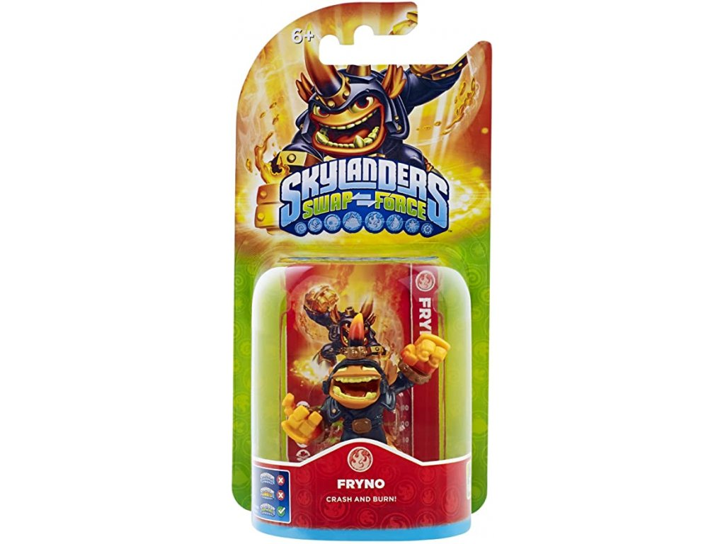 AC SKYLANDERS 3 SWAP FORCE FRYNO