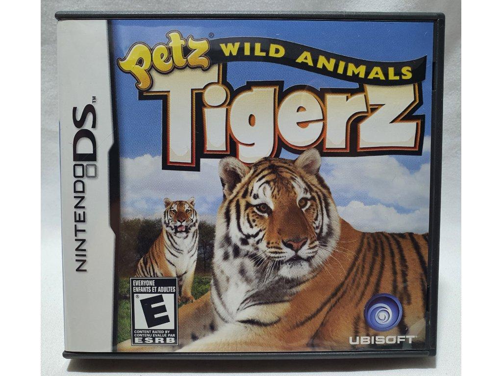 DSS PETZ WILD TIGERS