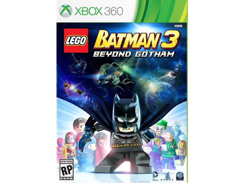 X3S LEGO BATMAN 3 BEYOND GOTHAM