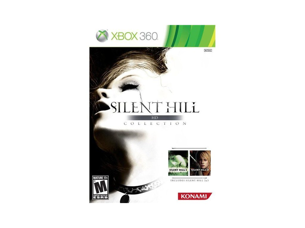 X3S SILENT HILL HD COLLECTION SH2+SH3