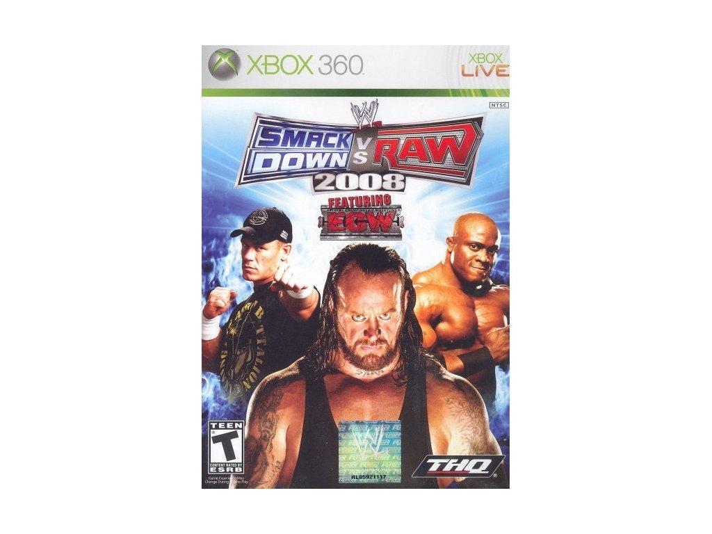 x3s wwe smackdown vs raw 2008 8d57ef145cede4b1