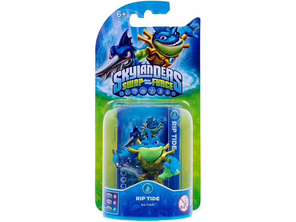 AC SKYLANDERS 3 SWAP FORCE RIP TIDE