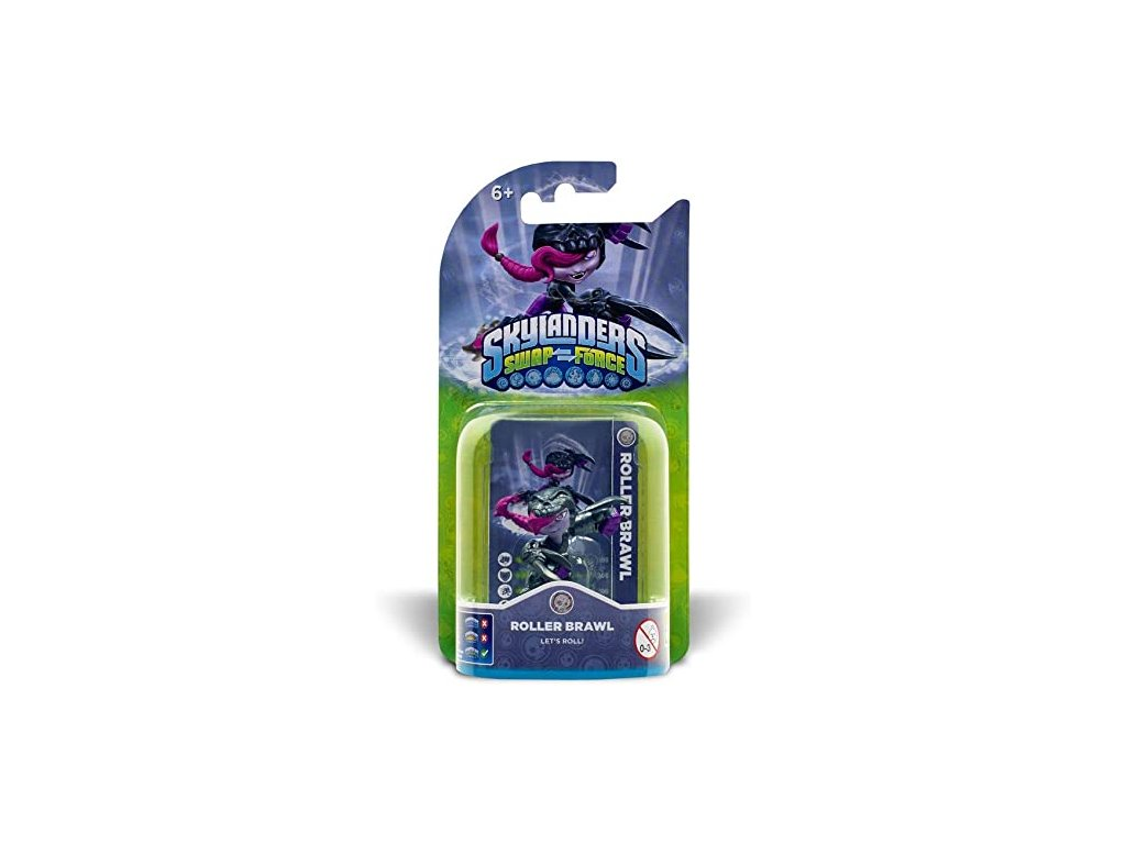 AC SKYLANDERS 3 SWAP FORCE ROLLER BRAWL