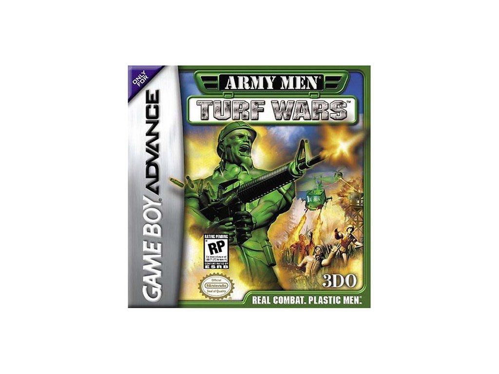 GAS ARMY MEN OPERATION GREEN
