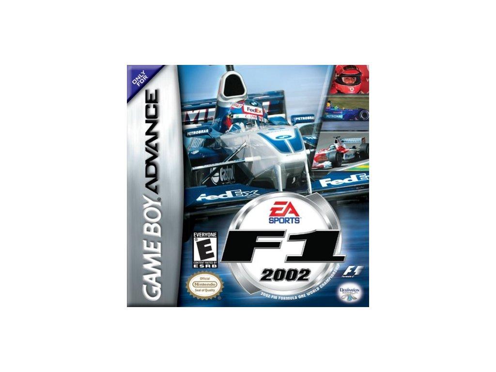 GAS FORMULA 1 2002