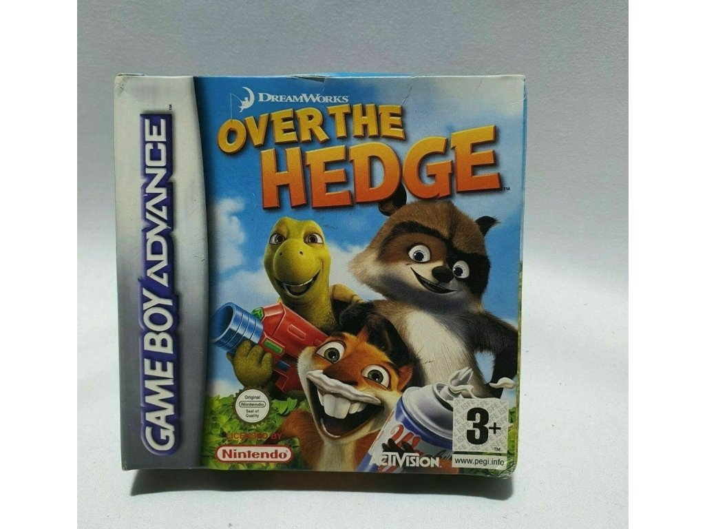 GAS OVER THE HEDGE