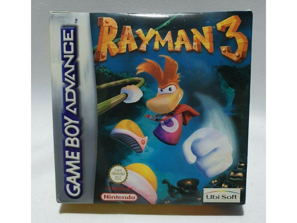 GAS RAYMAN 3