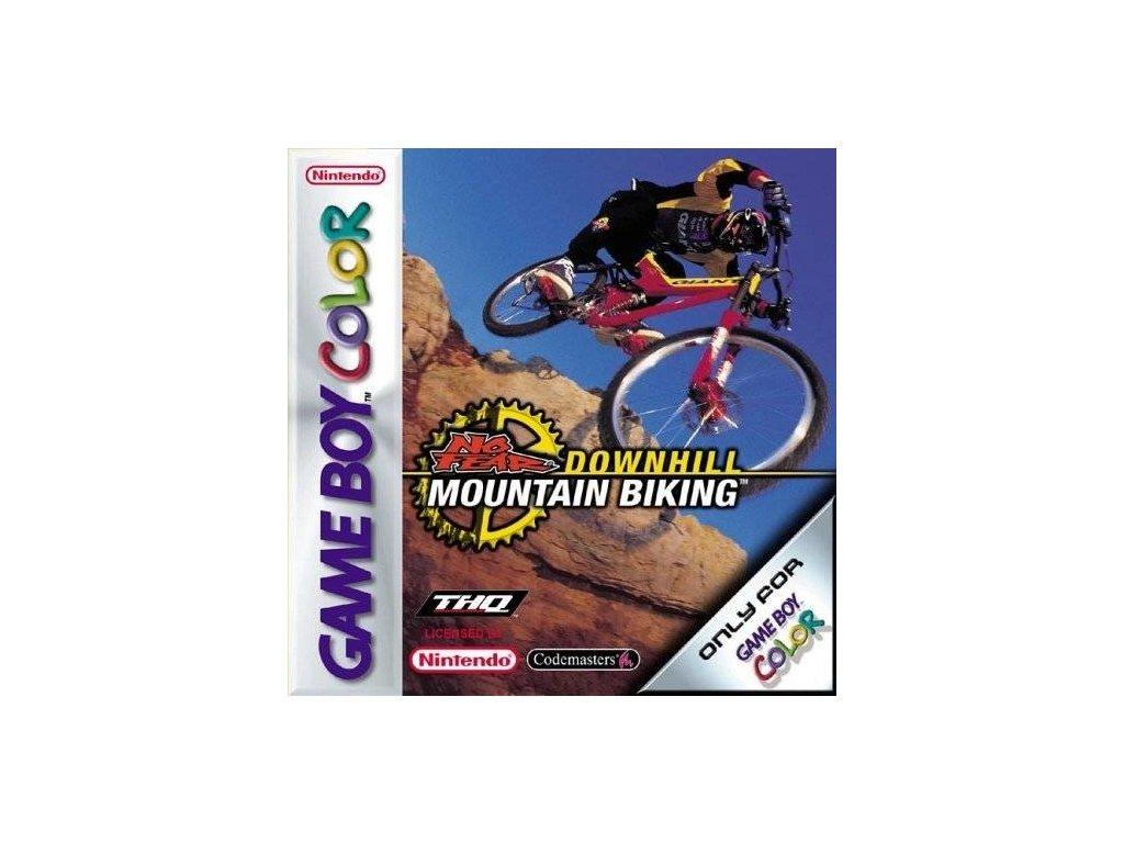 GCS NO FEAR DOWNHILL MOUNTAIN BIKING