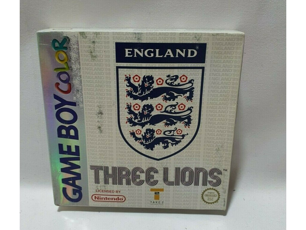 GCS THREE LIONS
