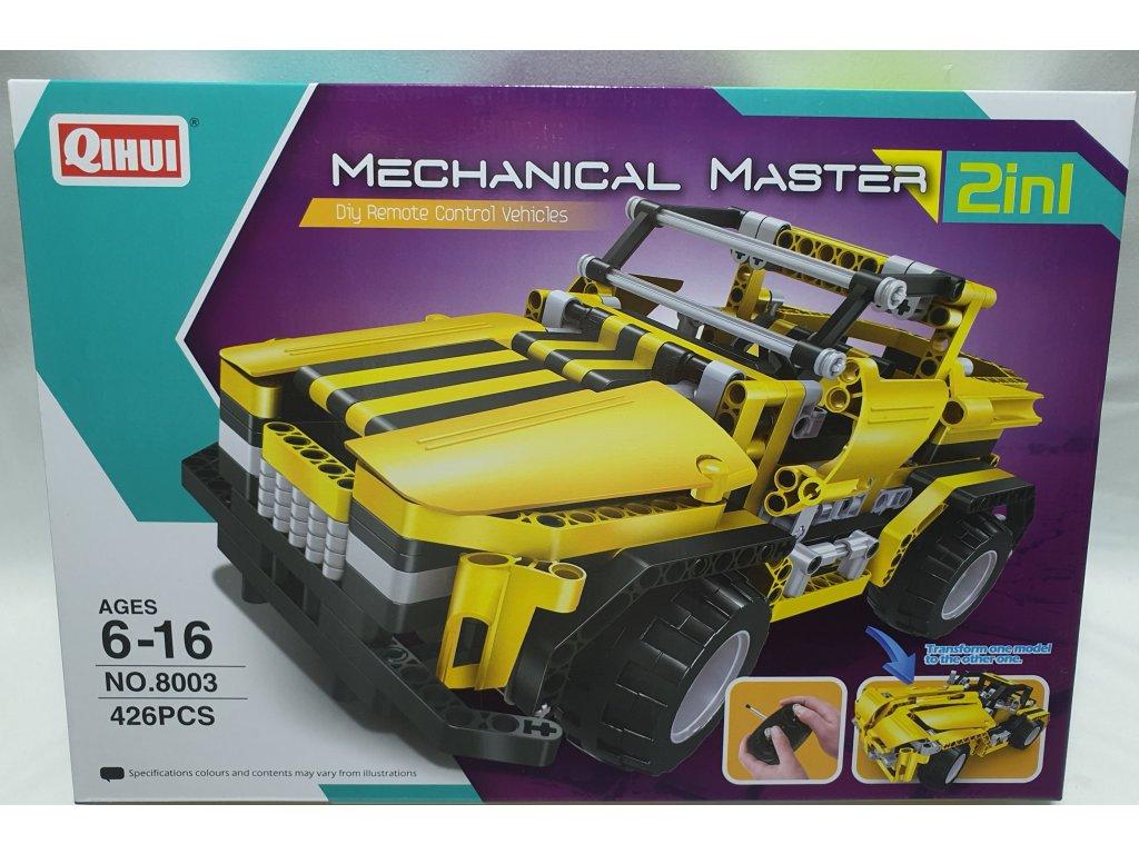 HTB PICK UP TRUCK & ROADSTER 2IN1 (RC) (BRICKS QIHUI 8003)