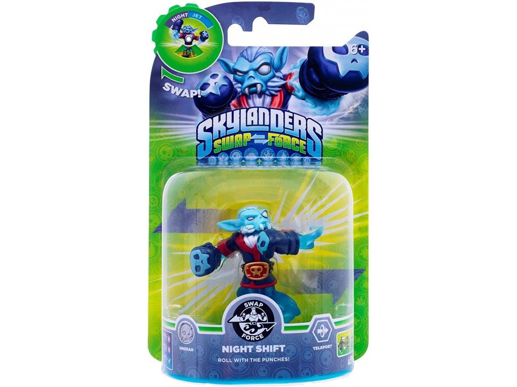 AC SKYLANDERS 3 SWAP FORCE SF NIGHT SHIFT