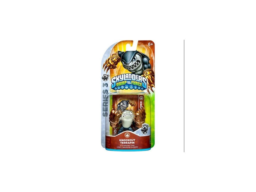 AC SKYLANDERS 3 SWAP FORCE TERRAFIN