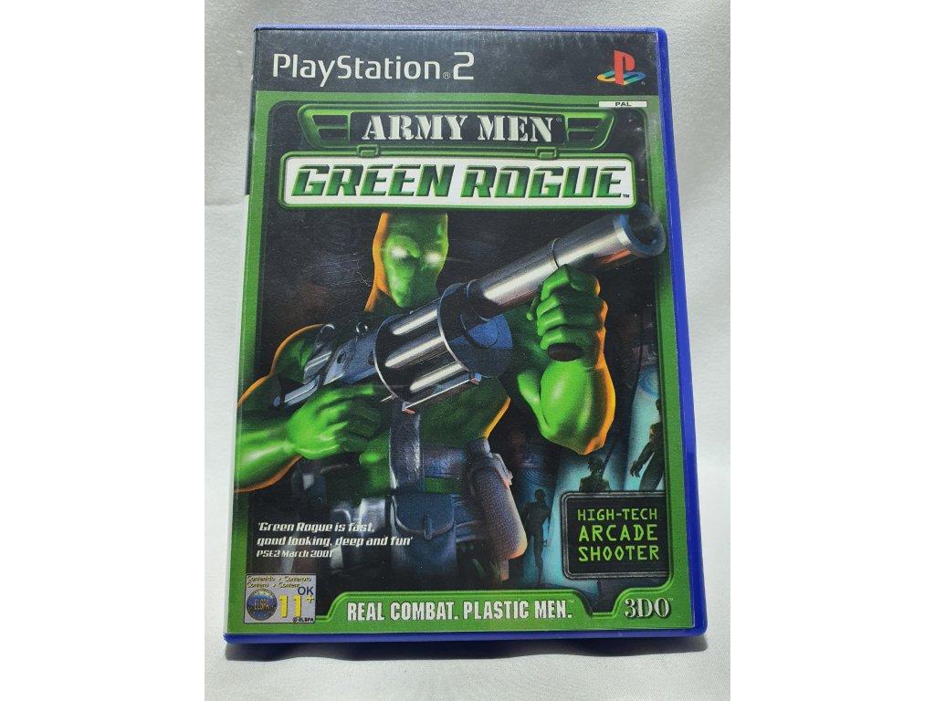 P2S ARMY MEN GREEN ROGUE