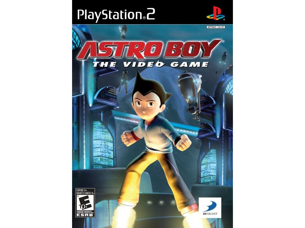P2S ASTRO BOY THE VIDEOGAME