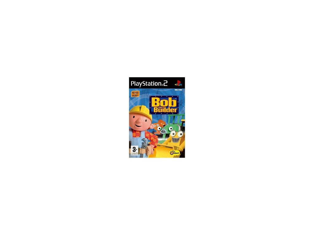 P2S BOB THE BUILDER EYE TOY COMPATIBLE