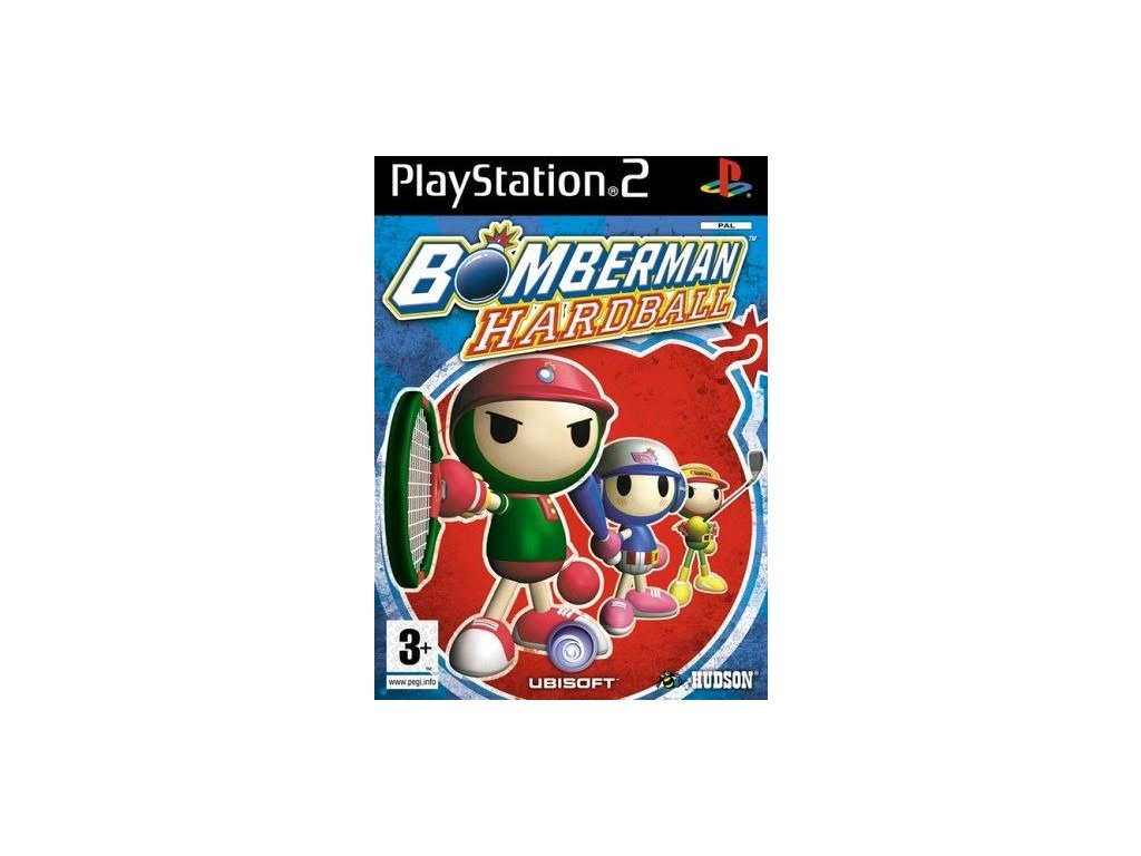 P2S BOMBERMAN HARDBALL