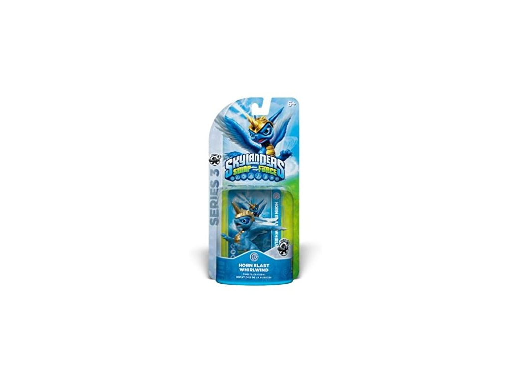 AC SKYLANDERS 3 SWAP FORCE WHIRWIND