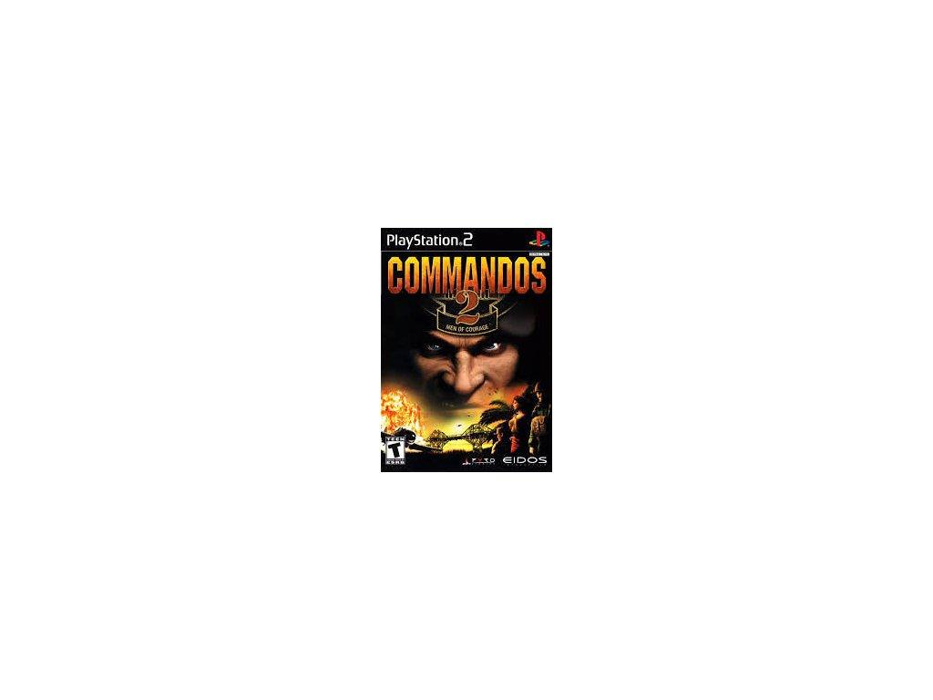 P2S COMMANDOS 2 MEN OF COURAGE