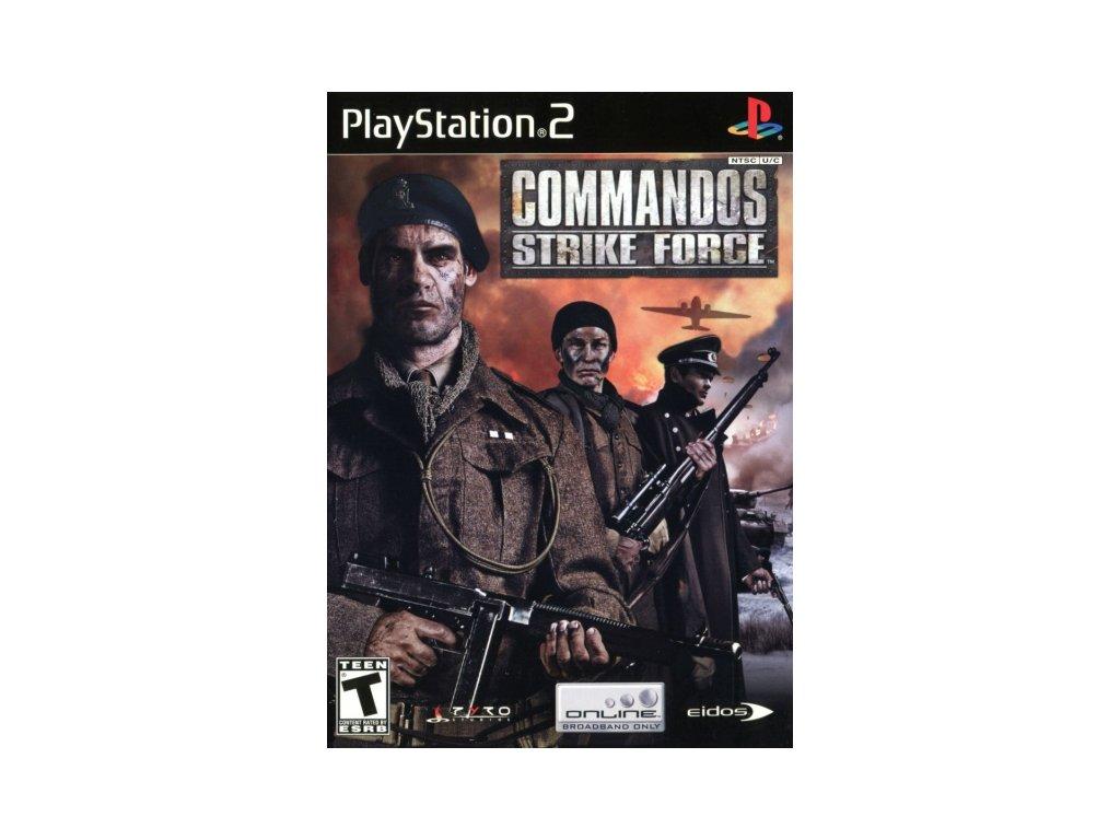 P2S COMMANDOS STRIKE FORCE