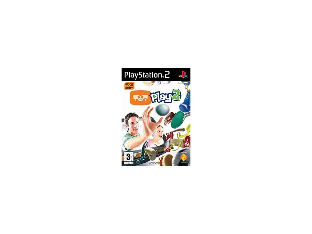 P2S EYETOY PLAY 2