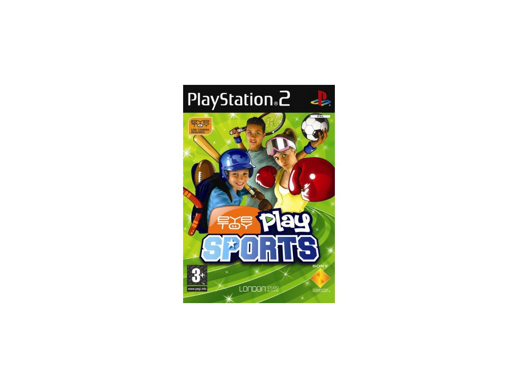 P2S EYETOY PLAY SPORTS