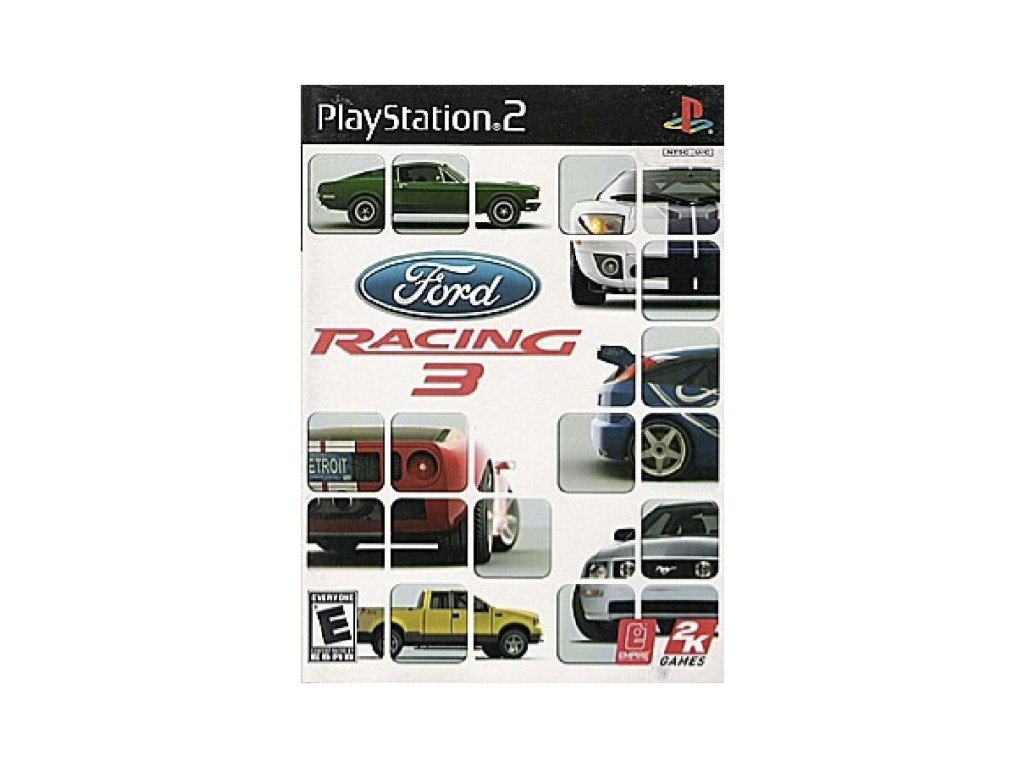 P2S FORD RACING 3