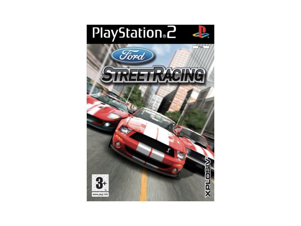 P2S FORD STREET RACING